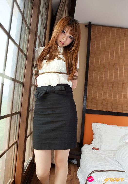 Office skirt tight