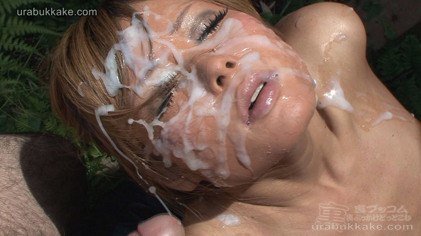 Think only! asian bukkake porn movies something