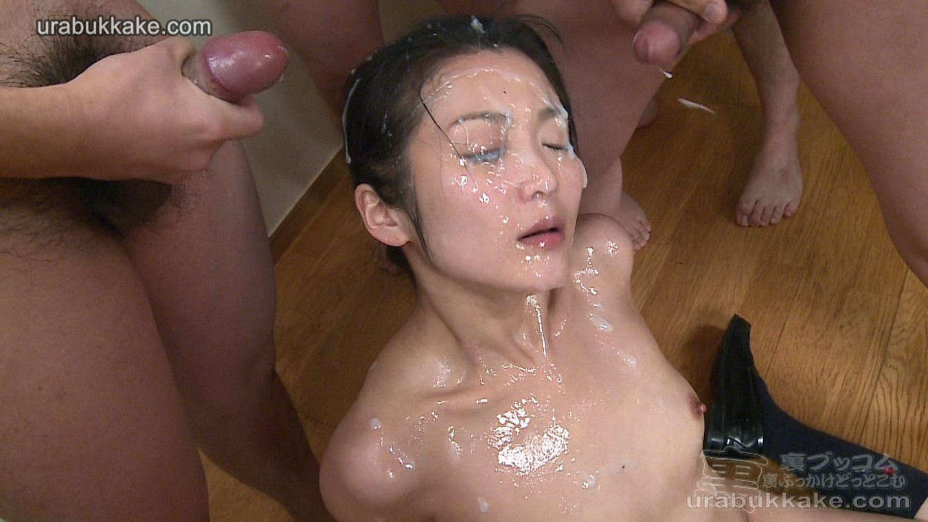 Cum On Japanese Girl