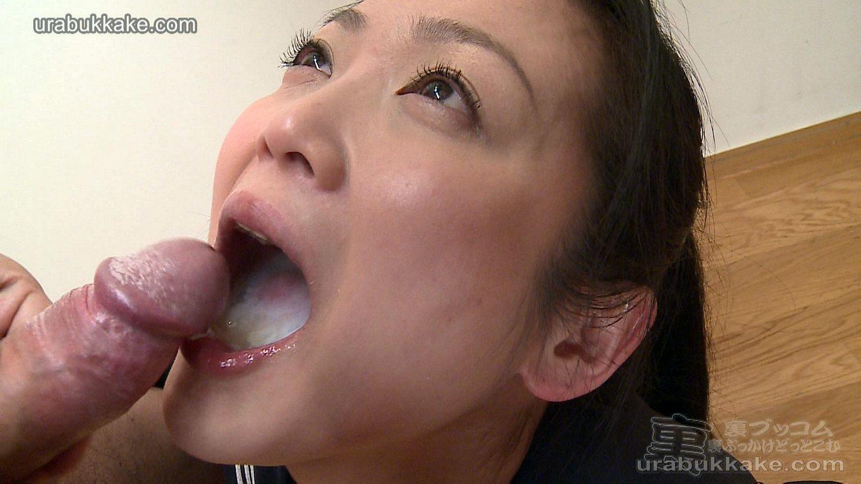 Asian Teen Swallow Bukkake
