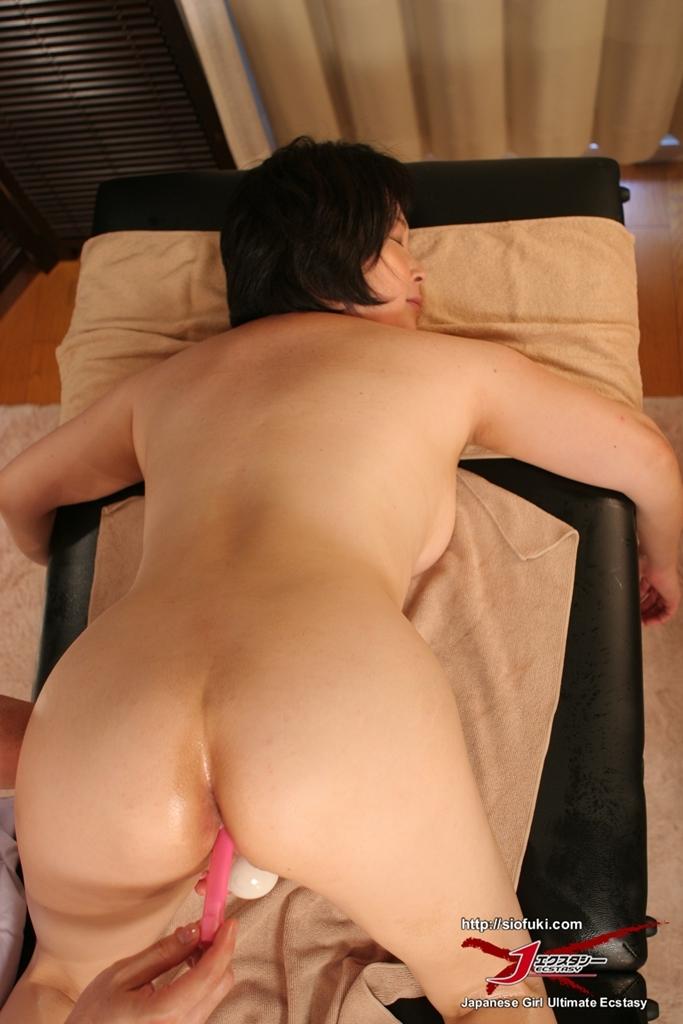 Japanese mature massage