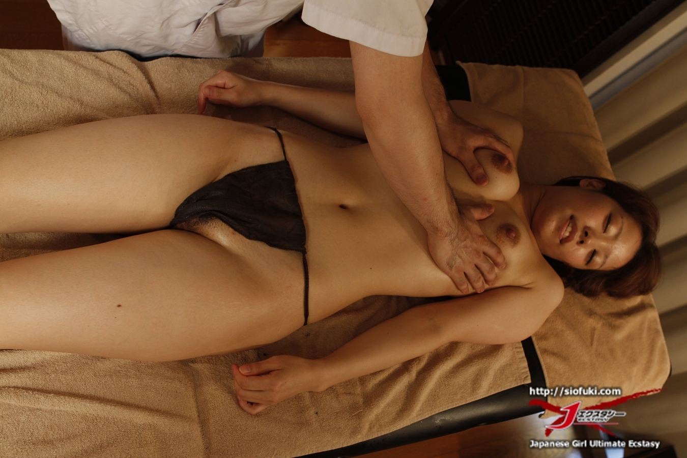 Oriental table massage video sex