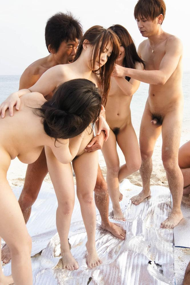 Sex beach japan nude
