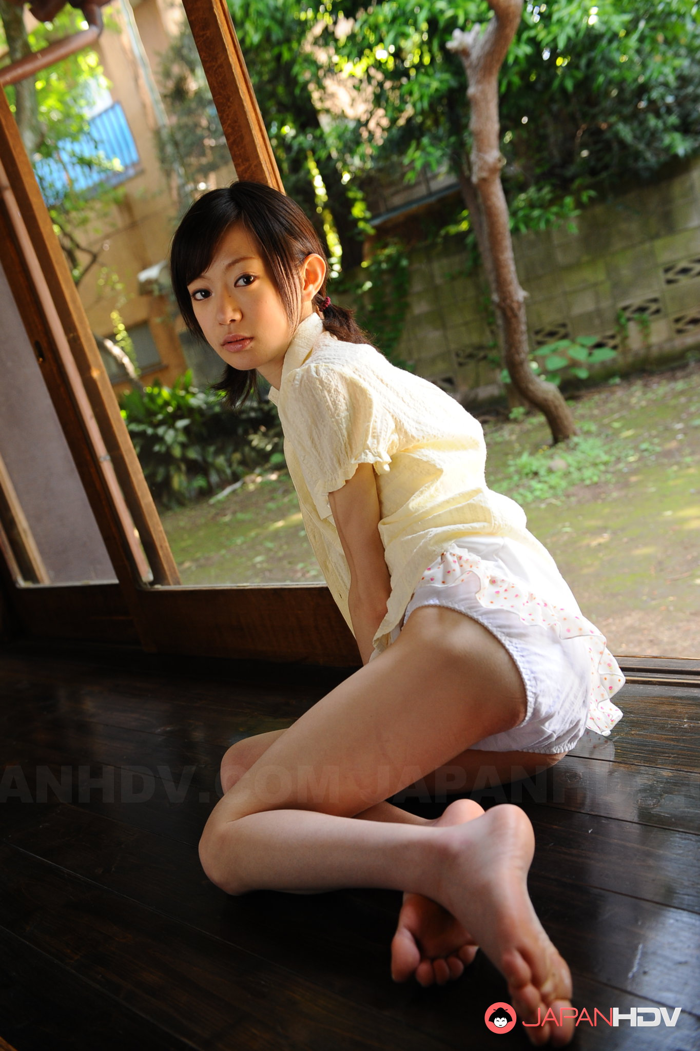 cute japanese teen nude