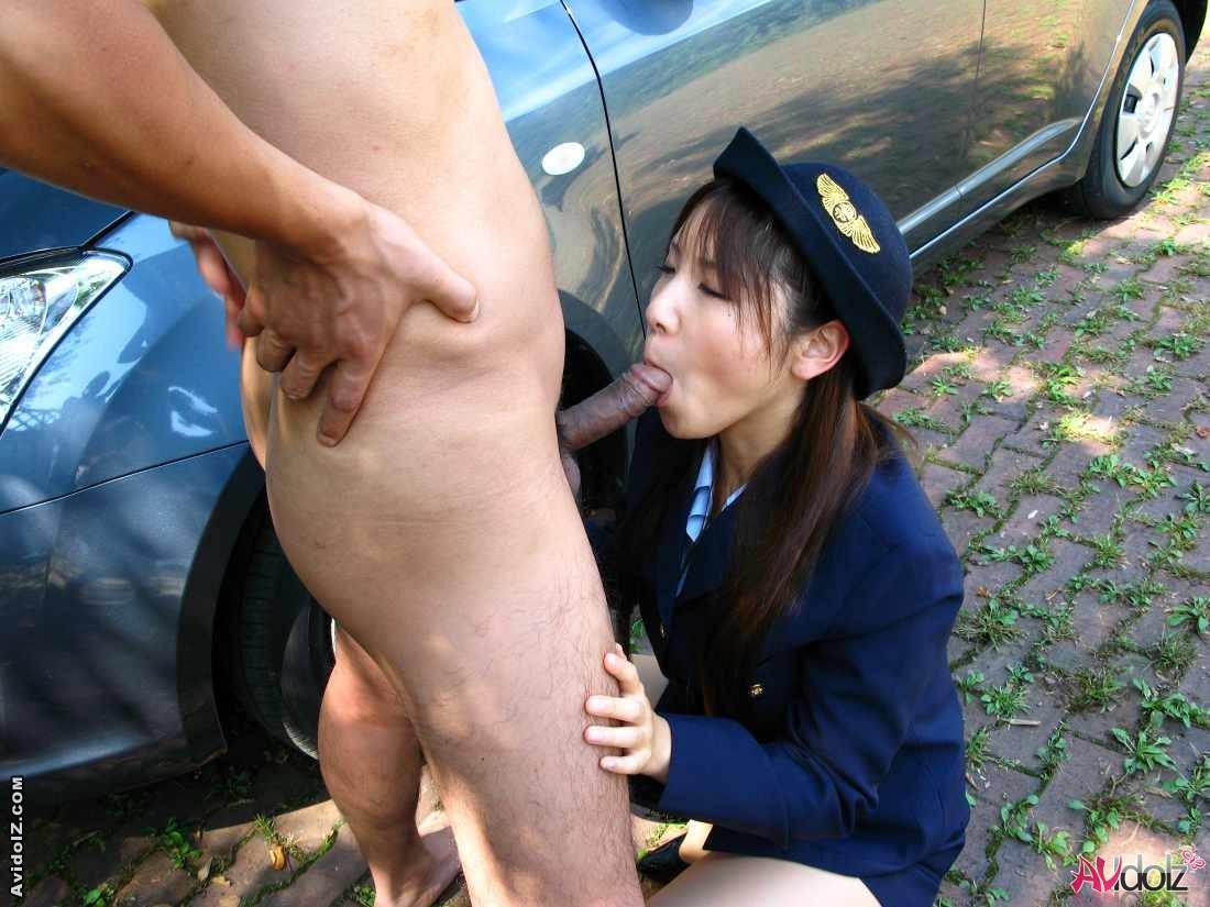 sexy policewoman cumshot gif